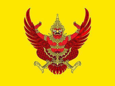 Thailand Kings Flag