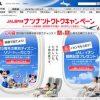 JAL国内線 ナツナツトクトクキャンペーン