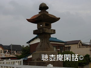 常夜燈 - 市川の歴史・観光 Vol.10 -