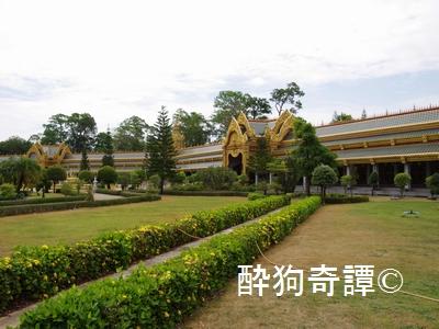 Wat Jedi Chai Mongkhon, roiet