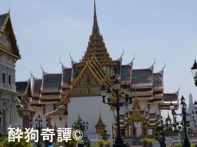 Bangkok, ワット・プラケオ(วัดพระศรีรัตนศาสดาราม)王宮