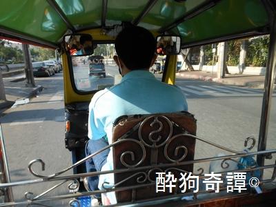 bangkok, tuktuk