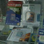 バリ島でのSDカード調達