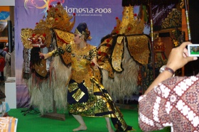 Travel fair, JATA 2008
