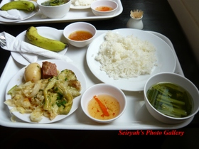 Vietnam lunch 2008