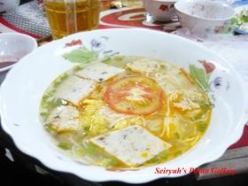 Vietnam dinner 2008