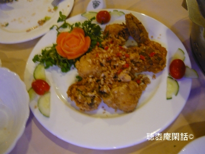 Vietnam 2009 restaurant