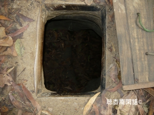 Vietnam 2009 tunnel