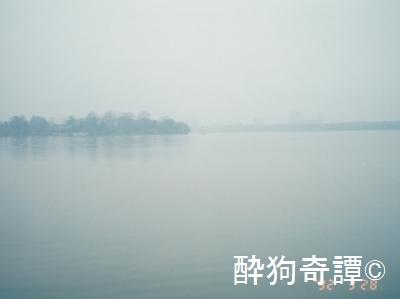 南京・玄武湖