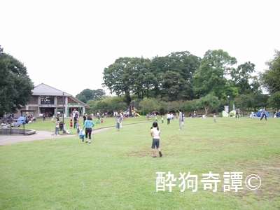 あけぼの山公園(千葉県柏市)