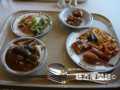 ホテル日航成田でランチ