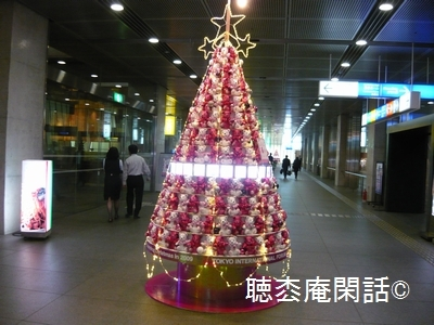 東京国際フォーラムのツリー