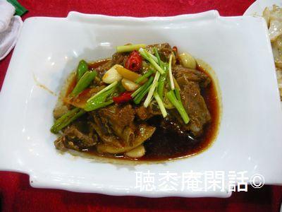 上海・排骨肉