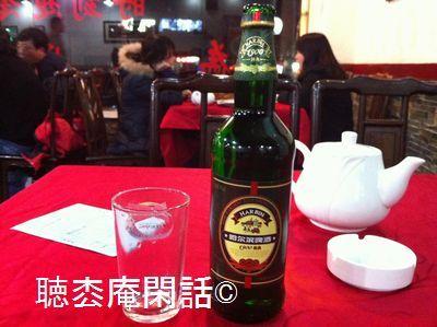 上海・夕食