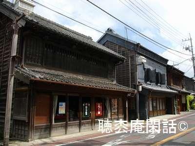 江戸の町並み - 千葉県の水郷 佐原 Vol.1 -