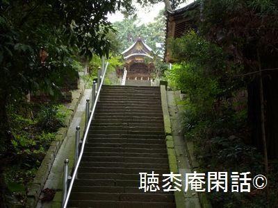 諏訪神社 - 千葉県の水郷 佐原 Vol.3 -