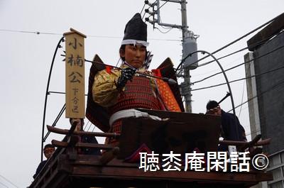 佐原の大祭(秋祭り) in 2012