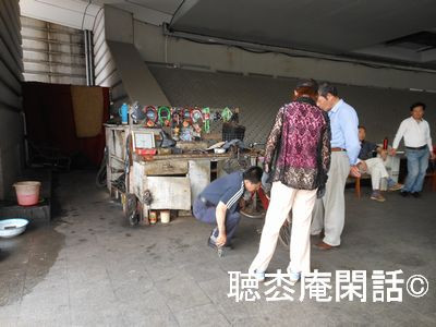 上海・自転車屋