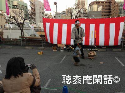 神田明神初詣 in 2013