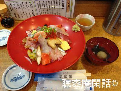 銚子と醤油