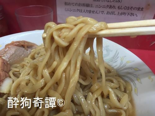 ラーメン二郎 環七一之江店 小ブタ野菜増し