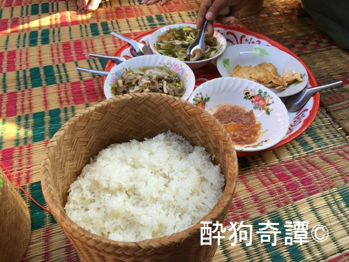 Amnatcharoen, Breakfast