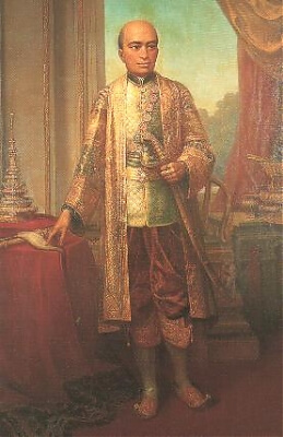 Rama II of Siam