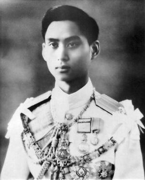 Rama VIII of Siam